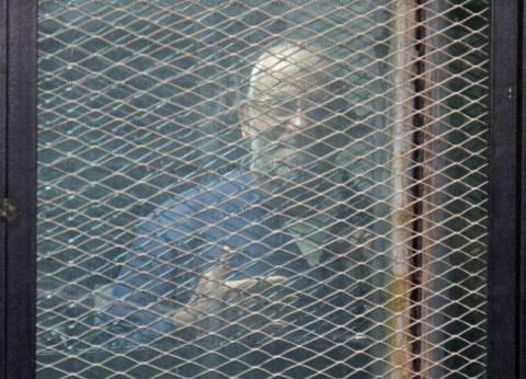 """تأجيل إعادة محاكمة بديع والشاطر في """"أحداث الإرشاد"""" لـ 5 يوليو"""