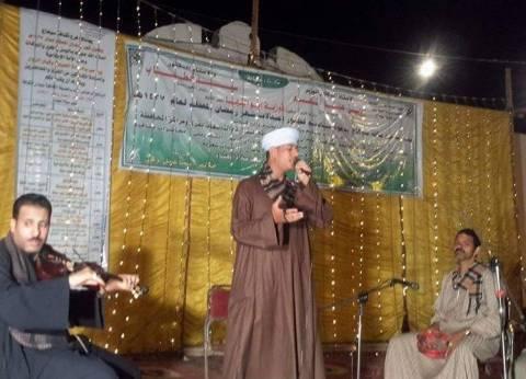 قصر ثقافة سوهاج ينظم ثاني أيام سهرات وليالي رمضان
