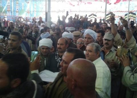 """""""أمن أسيوط"""" ينهي خصومة ثأرية بين عائلتين بعد خلافات 3 أشهر"""