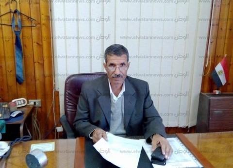 """وكيل """"زراعة كفر الشيخ"""" يتفقد العمل بمواقع الري الحقلي في 5 مراكز"""