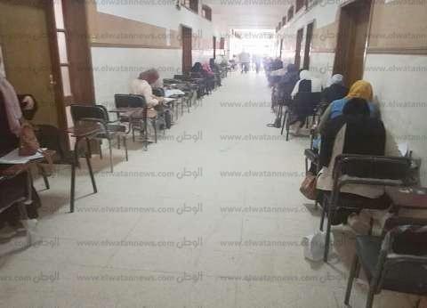 انطلاق امتحانات جامعة العريش.. و3 محاضر غش بالتربية