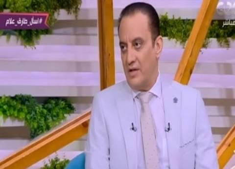 """طارق علام: أحضر لفيلم جديد عن """"الإرهاب"""" والإعلام كان مزيفا بثورة يناير"""