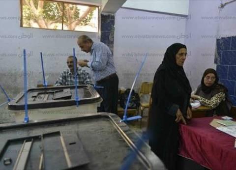 انتظام سير العملية الانتخابية بعد تأخر فتح 12 لجنة عن موعدها في بني سويف
