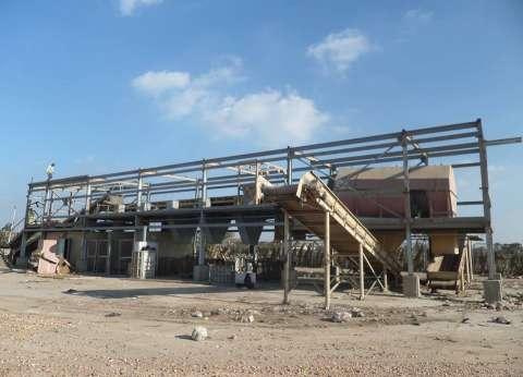غدا.. وزير البيئة يتفقد مصنعا لتدوير القمامة في المنيا