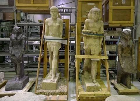 ملوك الفراعنة «على عتبات المستقبل» فى المتحف الكبير