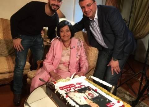 عمرو الليثي عن رحيل مديحة يسري: فقدنا قامة فنية كبيرة