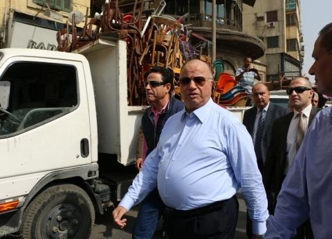 """محافظ القاهرة: فرق طبية لتغطية كل المناطق ضمن """"100 مليون صحة"""""""