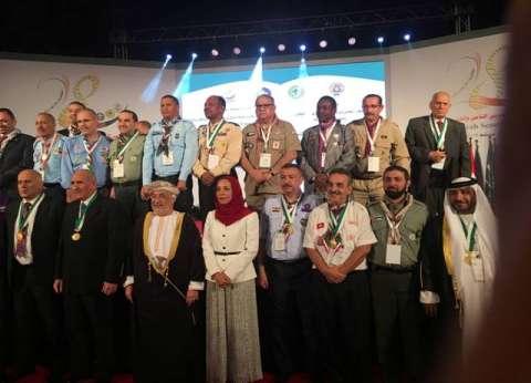 المنسق العام للأنشطة والمشروعات بجامعة بنها يفوز بوسام قلادة الكشاف العربي