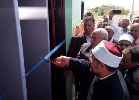 وزير الأوقاف من الوادي الجديد: تجهيز 760 مسجدا خلال الفترة المقبلة