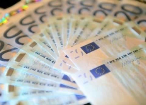 """اليورو يرتفع ويسجل 21.87 جنيه في """"الأهلي الكويتي"""""""