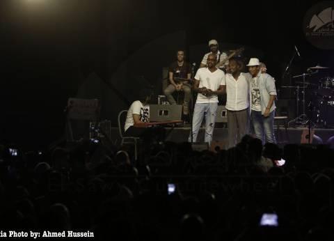 """الخميس.. """"بلاك تيما"""" يحيي حفلا غنائيا بساقية الصاوي"""