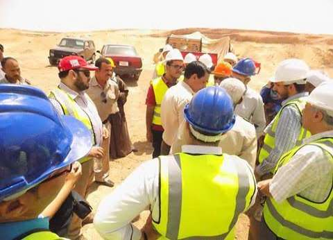 بالصور| بعثة بنك التعاون الدولي تتفقد مشروعات مياه الشرب بأسيوط