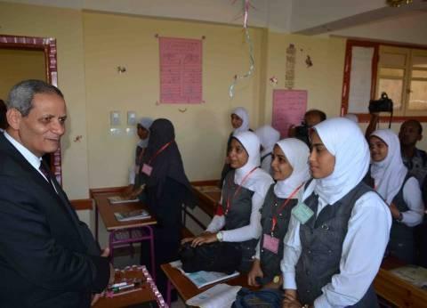 الشربيني: ندعم الأبنية التعليمية للوصول إلى أقل من 45 طفل في الفصل الواحد