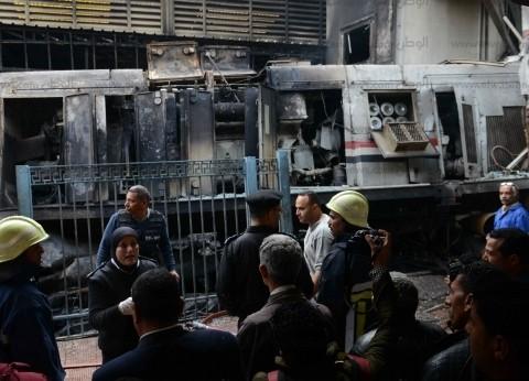 وليد سليمان ينعى ضحايا حادث محطة مصر