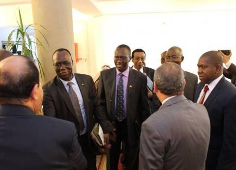 بالصور| محافظ دمياط لسفراء غرب إفريقيا: المحافظة لديها مؤهلات لتكون عاصمة اقتصادية