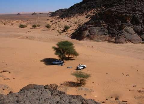 الحزن يسيطر على أهالي أسيوط بعد العثور على جثث 3 شباب بصحراء ليبيا