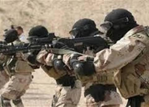 عاجل| قوات الأمن تحاصر منطقة كمين المطافي بالعريش.. وتشتبك مع الإرهابيين