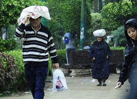 """""""مركز التنبؤ بالفيضان"""" ينشر خرائط سقوط الأمطار خلال الأيام المقبلة"""