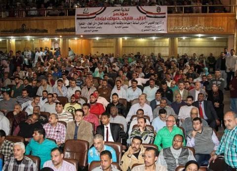 """غدا... وزير القوى العاملة ومحافظ الإسكندرية يفتتحان مؤتمر """"عمال مصر"""""""