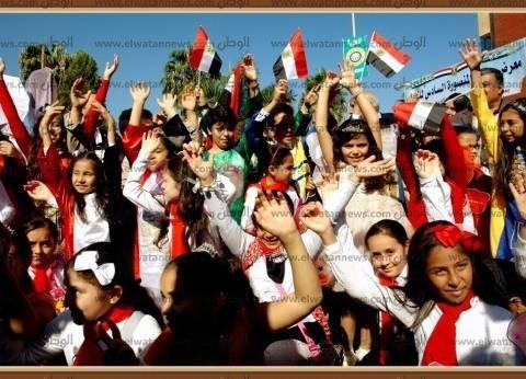 بالصور| إقليم شرق الدلتا الثقافي يحتفل بأعياد الطفولة في المنصورة