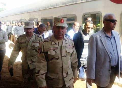 كامل الوزير: انتهاء تطوير محطة قطارات أسوان نهايةيناير
