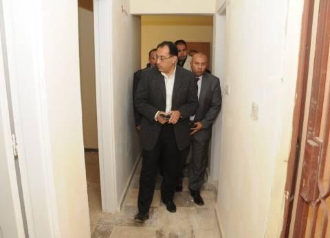 وزير الإسكان:إزالة التعديات بمنطقة الرابيةبامتداد مدينة الشروق