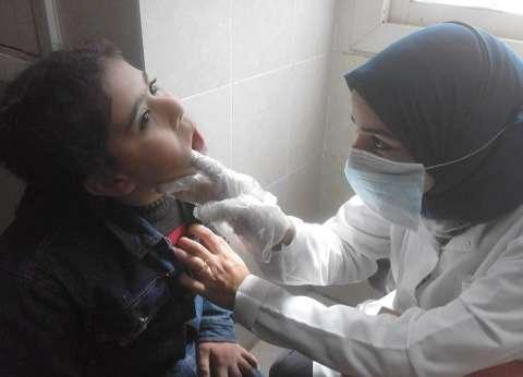 محافظ سوهاج: قافلة طبية تجري الكشف على 1317 شخص بجهينة