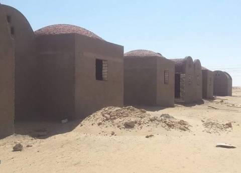 """إنشاء 31 وحدة سكنية بقرية ناصر الثورة ضمن مشروع """"سترة"""" بالوادي الجديد"""