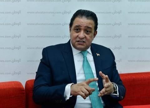 علاء عابد: لا يوجد اعتقال بمصر وسامي عنان محبوس احتياطيا