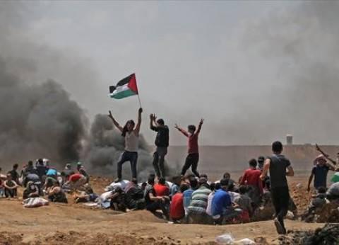 """بريطانيا تحض على ممارسة """"ضبط النفس والهدوء"""" في غزة"""