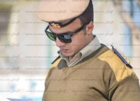 تأجيل محاكمة المتهم بقتل ضابط مرور كفر الشيخ لإثنين