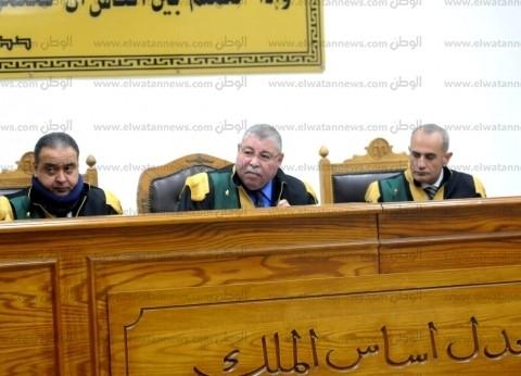 """تأجيل إعادة محاكمة 35 متهما في """"اعتصام رابعة"""" لـ2 أبريل"""