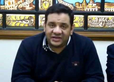 """أمين عام """"الصيادلة"""" المعتدى عليه من النقيب يعلن تضامنه مع الصحفيين"""