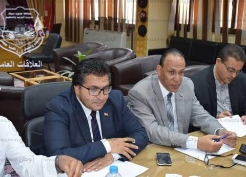 """استمرار المقابلات الشخصية للوظائف الإشرافية بـ""""تعليم جنوب سيناء"""""""