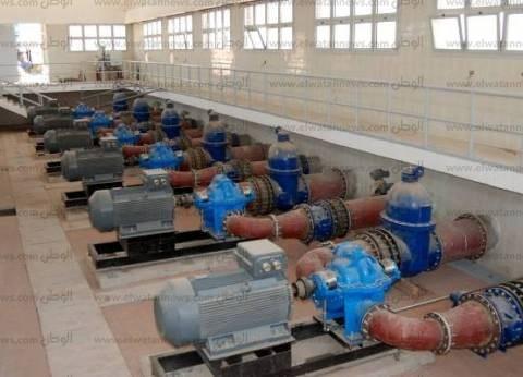 قطع المياه عن مدينة البلينا في سوهاج لإجراء أعمال الصيانة