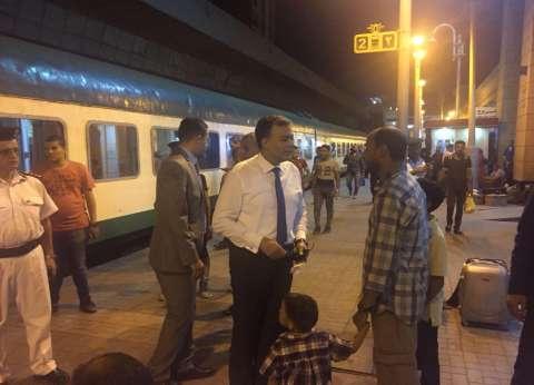 """وزير النقل لـ""""الوطن"""": معدل حوادث القطارات سيصل """"صفر"""" أوائل 2021"""