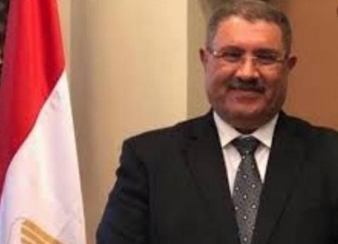 قنصل مصر بجدة: مشاركة متميزة في الاستفتاء.. ونتوقع زيادة الأعداد