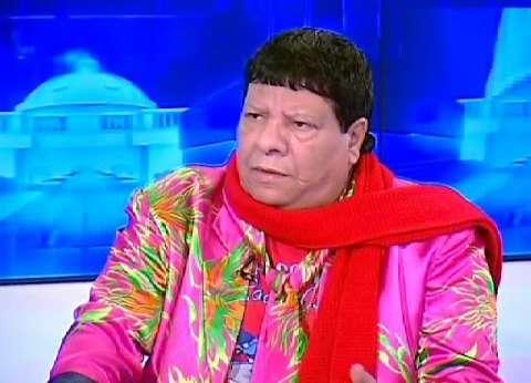 شعبان عبد الرحيم: سأطرح أغنية قريبا احتفالا بفوز السيسي بالرئاسة