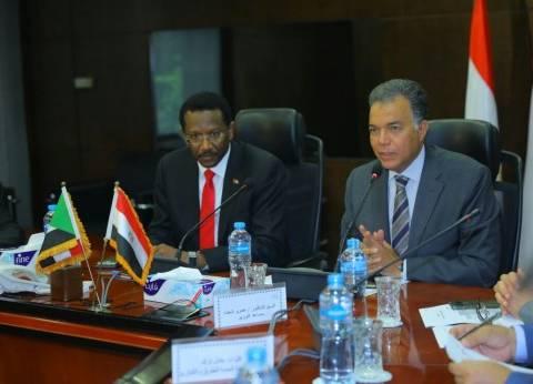 اللجنة المصرية السودانية العليا تبحث تفعيل الربط السككي بين البلدين