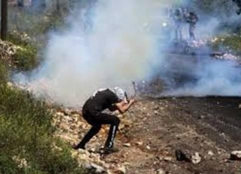 مقتل فلسطيني نتيجة استنشاق غاز مسيل للدموع عند حاجز إسرائيلي