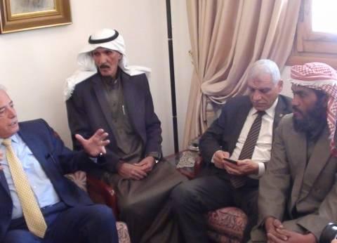 """محافظ جنوب سيناء يقرر دعم مسجد """"عليان"""" بقرية فيران بمبلغ 10 آلاف جنيه"""