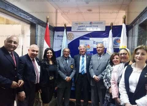 افتتاح وحدة الغسيل الكلوي للأطفال بمستشفى الجمهورية في الإسكندرية