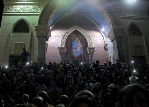 """كنيسة """"مارمينا"""".. الأصغر في حلوان وحماها المسلمون وقت الثورة"""
