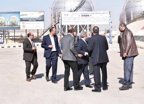 عاجل| انسحاب نواب سوهاج من زيارة وزير البترول لمصنع الغاز