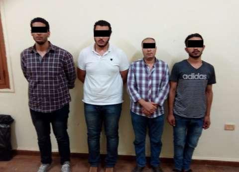 القبض على 25 متهما مطلوب ضبطهم في قضايا جنائية