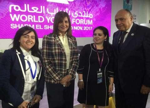 وزيرة الهجرة لـ«الوطن»: بدأنا تشكيل «لوبى للمصريين بالخارج»