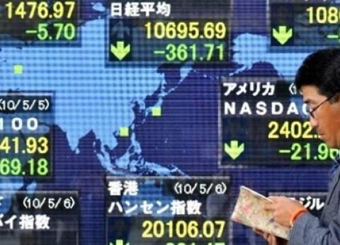 الأسهم اليابانية تتراجع مع هبوط البورصة الأمريكية