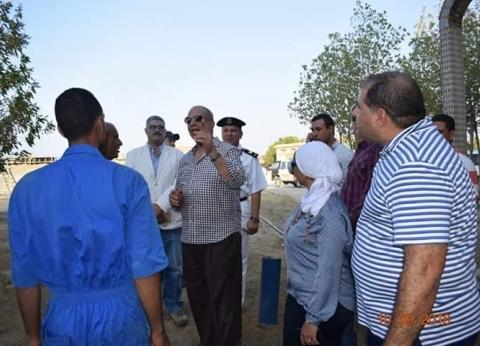 محافظ البحر الأحمر يوجه بتركيب محول واحد ميجاوات لتغذية محطة مرسى علم