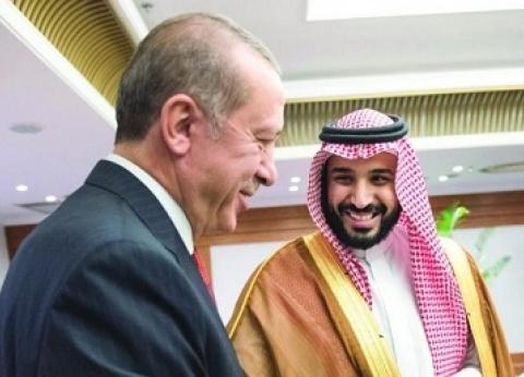 """بن سلمان: علاقات السعودية وتركيا لن تتأثر في وجود """"سلمان"""" و""""أردوغان"""""""