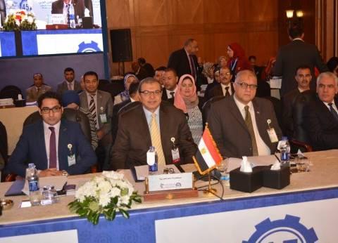 """""""سعفان"""": نثق في قدرة مؤتمر العمل العربي على حل مشاكل العمالة العربية"""